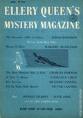 Ellery Queen's Mystery Magazine (1955-1959 Davis-Dell) Text Only Edition Vol. 29 #4