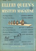 Ellery Queen's Mystery Magazine (1941-Present Davis-Dell) Text Only Edition Vol. 26 #4