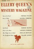 Ellery Queen's Mystery Magazine (1955-1959 Davis-Dell) Text Only Edition Vol. 30 #5