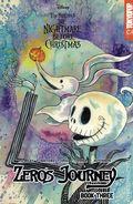Disney Manga: The Nightmare Before Christmas: Zero's Journey GN (2018- Tokyopop) 3B-1ST