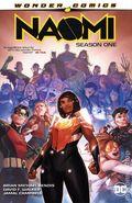 Naomi HC (2019 DC) Season One 1-1ST