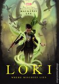 Loki Where Mischief Lies HC (2019 A Marvel Press Novel) 1-1ST