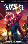Doctor Strange Triumph and Torment TPB (2019 Marvel) Epic Collection 1-1ST