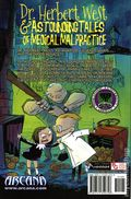 Dr. Herbert West and Astounding Tales of Medical Malpractice GN (2019 Arcana Studios) 1-1ST