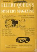 Ellery Queen's Mystery Magazine (1955-1959 Davis-Dell) Text Only Edition Vol. 29 #1