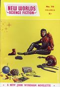 New Worlds Science Fiction (Nova Publications UK) Vol. 24 #70