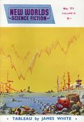 New Worlds Science Fiction (Nova Publications UK) Vol. 24 #71