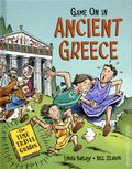Game On in Ancient Greece HC (2019 Kids Can Press) The Time Travel Guides 1-1ST