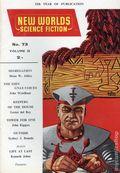 New Worlds Science Fiction (Nova Publications UK) Vol. 25 #73