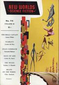 New Worlds Science Fiction (Nova Publications UK) Vol. 25 #74