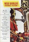 New Worlds Science Fiction (Nova Publications UK) Vol. 25 #75