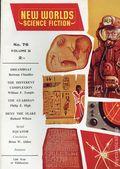 New Worlds Science Fiction (Nova Publications UK) Vol. 26 #76