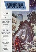 New Worlds Science Fiction (Nova Publications UK) Vol. 26 #77