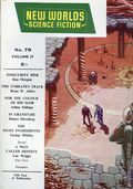 New Worlds Science Fiction (Nova Publications UK) Vol. 27 #79