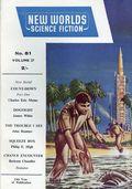 New Worlds Science Fiction (Nova Publications UK) Vol. 27 #81