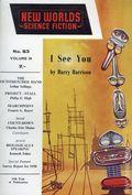New Worlds Science Fiction (Nova Publications UK) Vol. 28 #83