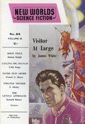 New Worlds Science Fiction (Nova Publications UK) Vol. 28 #84