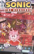 Sonic The Hedgehog (2018 IDW) 22A