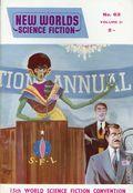New Worlds Science Fiction (Nova Publications UK) Vol. 21 #63