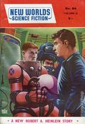 New Worlds Science Fiction (Nova Publications UK) Vol. 22 #64