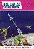 New Worlds Science Fiction (Nova Publications UK) Vol. 23 #67