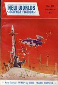 New Worlds Science Fiction (Nova Publications UK) Vol. 23 #69