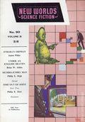 New Worlds Science Fiction (Nova Publications UK) Vol. 30 #90