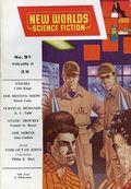 New Worlds Science Fiction (Nova Publications UK) Vol. 31 #91