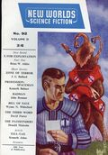 New Worlds Science Fiction (Nova Publications UK) Vol. 31 #92