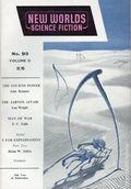 New Worlds Science Fiction (Nova Publications UK) Vol. 31 #93