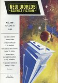 New Worlds Science Fiction (Nova Publications UK) Vol. 32 #95