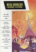 New Worlds Science Fiction (Nova Publications UK) Vol. 33 #98