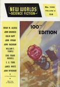 New Worlds Science Fiction (Nova Publications UK) Vol. 34 #100