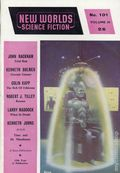 New Worlds Science Fiction (Nova Publications UK) Vol. 34 #101