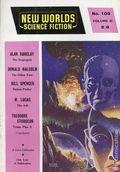 New Worlds Science Fiction (Nova Publications UK) Vol. 35 #105
