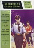 New Worlds Science Fiction (Nova Publications UK) Vol. 36 #107