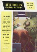 New Worlds Science Fiction (Nova Publications UK) Vol. 37 #110