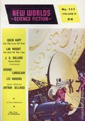 New Worlds Science Fiction (Nova Publications UK) Vol. 37 #111