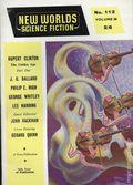New Worlds Science Fiction (Nova Publications UK) Vol. 38 #112
