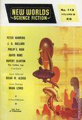 New Worlds Science Fiction (Nova Publications UK) Vol. 38 #113