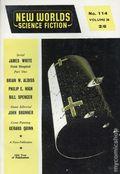 New Worlds Science Fiction (Nova Publications UK) Vol. 38 #114