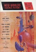 New Worlds Science Fiction (Nova Publications UK) Vol. 39 #115