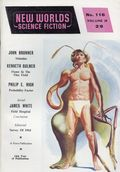 New Worlds Science Fiction (Nova Publications UK) Vol. 39 #116