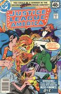 Justice League of America (1960 1st Series) 163