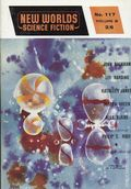 New Worlds Science Fiction (Nova Publications UK) Vol. 39 #117