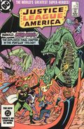 Justice League of America (1960 1st Series) 227