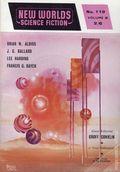 New Worlds Science Fiction (Nova Publications UK) Vol. 40 #119