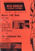 New Worlds Science Fiction (Nova Publications UK) Vol. 42 #126