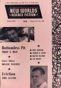 New Worlds Science Fiction (Nova Publications UK) Vol. 43 #128