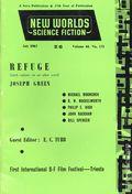 New Worlds Science Fiction (Nova Publications UK) Vol. 44 #132